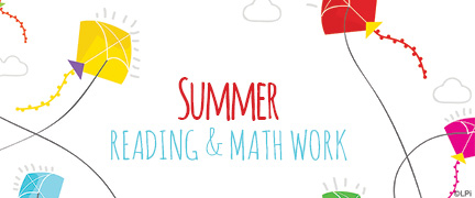 Summer Reading & Math Work